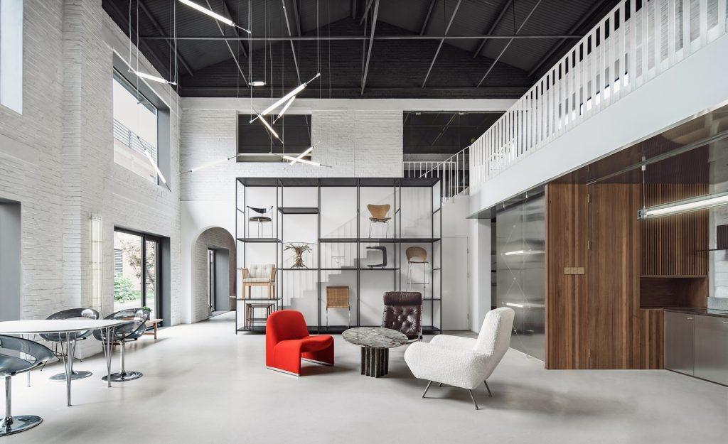 「AtelierTing」 Renovación del espacio de estilo de vida vintage 2