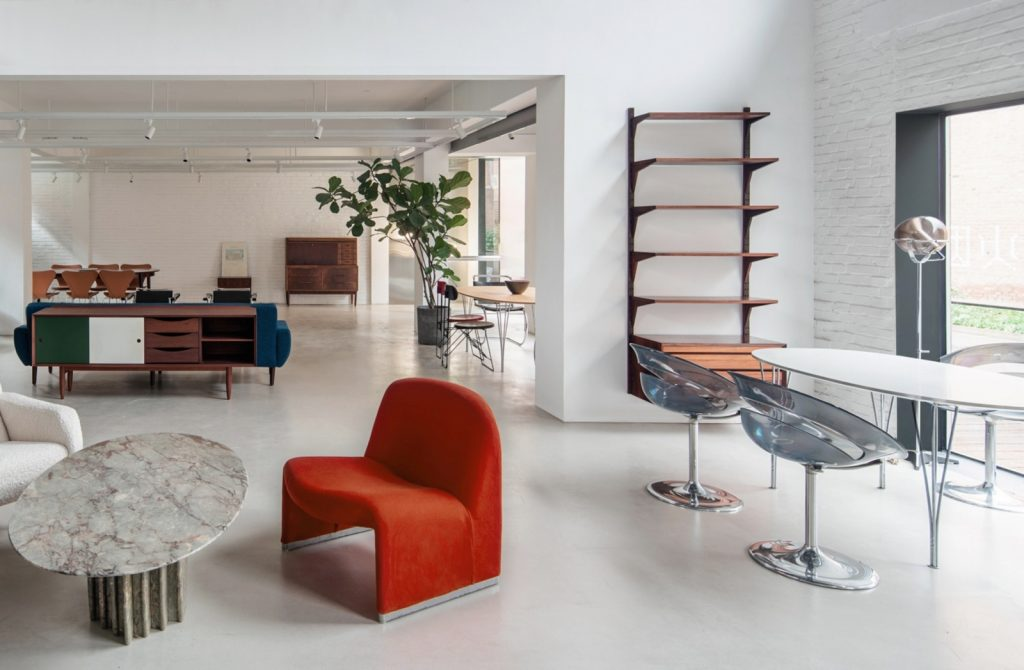 「AtelierTing」 Renovación del espacio de estilo de vida vintage 11