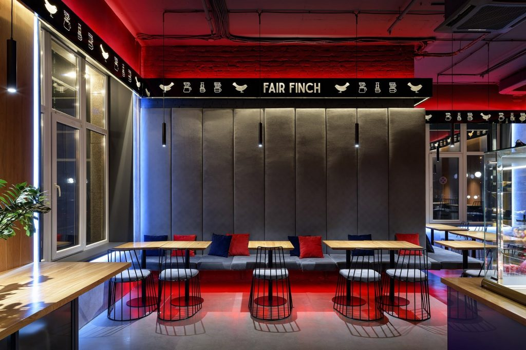 Boutique de café y té FAIR FINCH 1