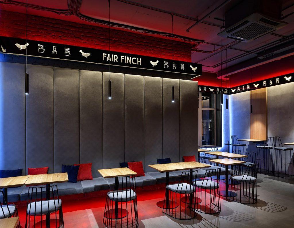 Boutique de café y té FAIR FINCH 2