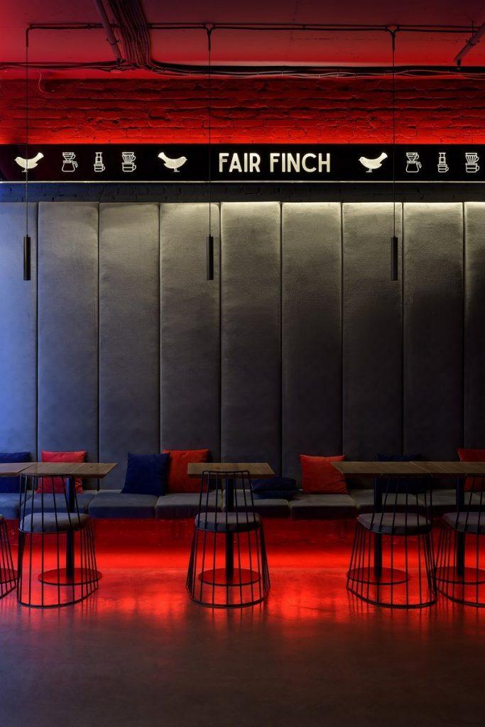 Boutique de café y té FAIR FINCH 10