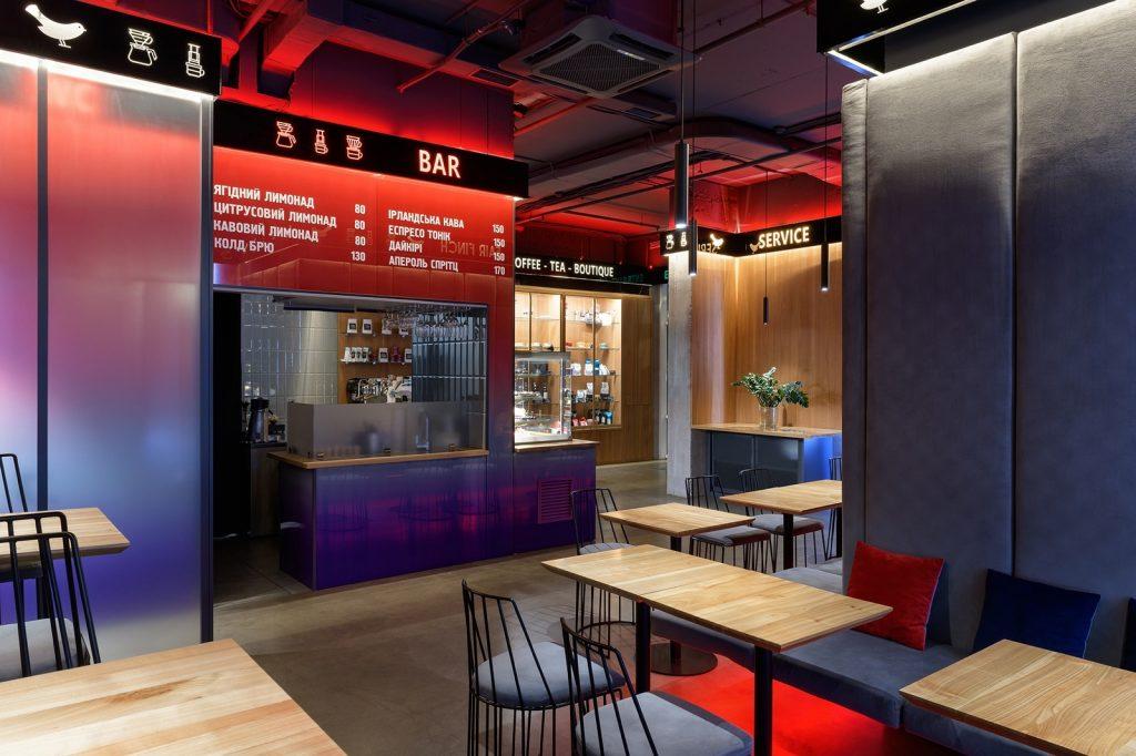 Boutique de café y té FAIR FINCH 15