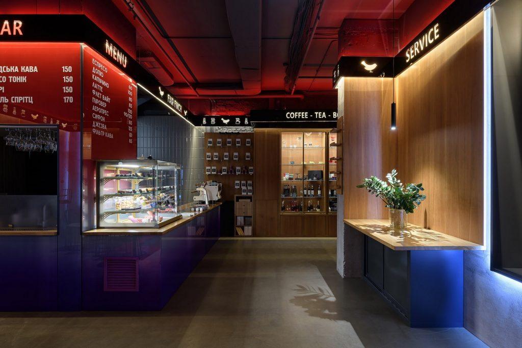 Boutique de café y té FAIR FINCH 16