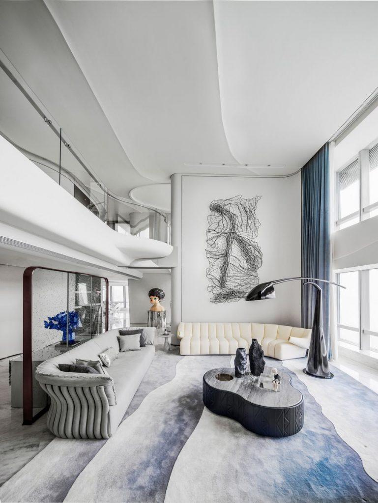 Apartamento Dúplex del Yanlord Marina Center 1