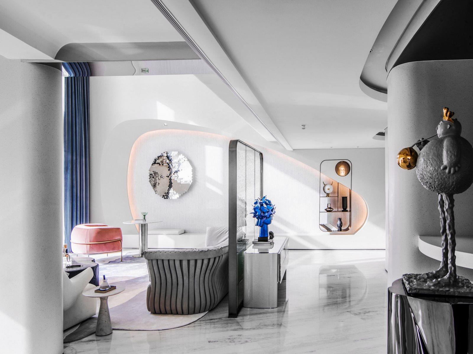 Apartamento Dúplex del Yanlord Marina Center 28