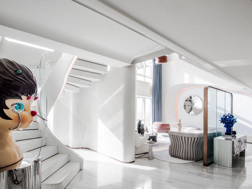 Apartamento Dúplex del Yanlord Marina Center 3