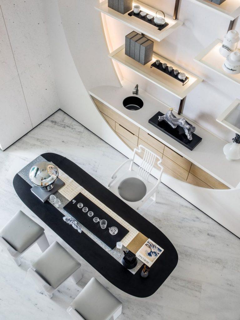 Apartamento Dúplex del Yanlord Marina Center 6