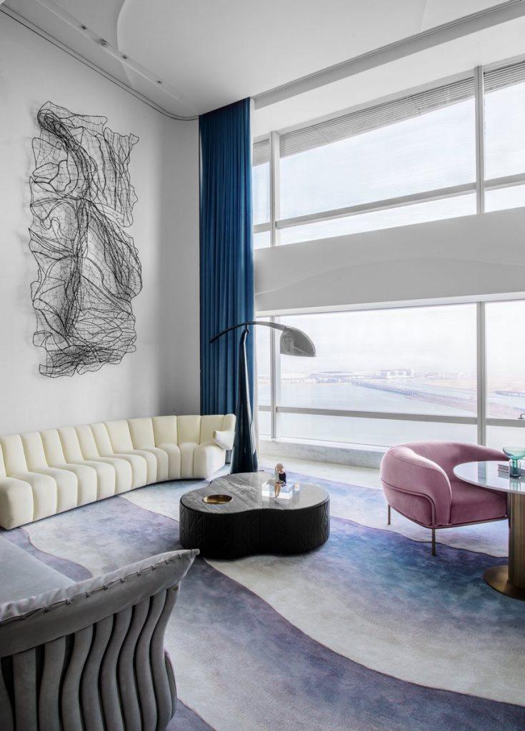 Apartamento Dúplex del Yanlord Marina Center 8