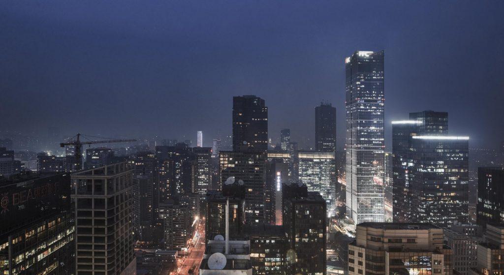 OFICINA EN CHINA WORLD TRADE CENTER TOWER III 16
