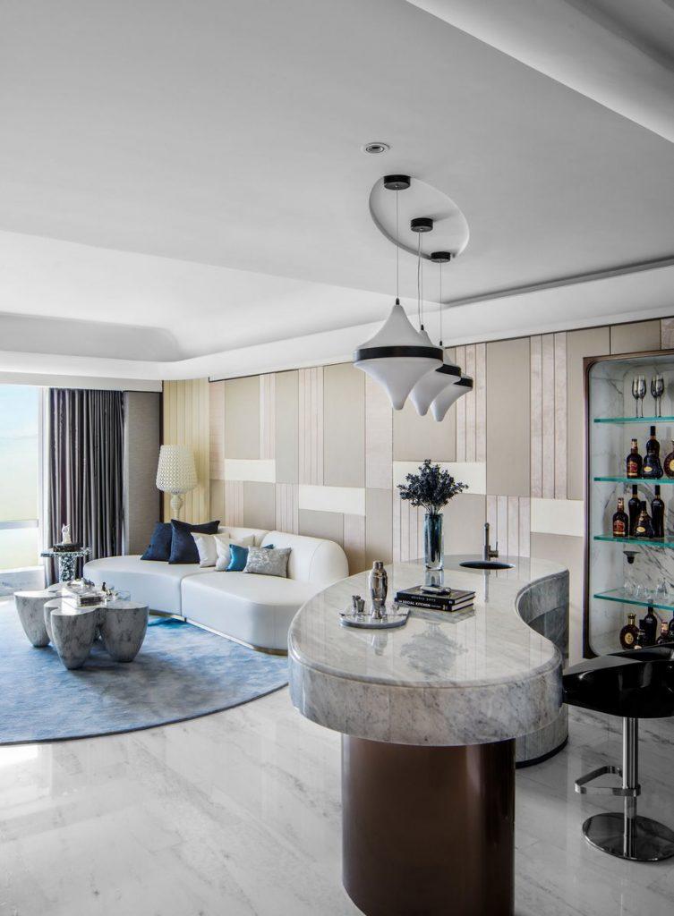 Apartamento Dúplex del Yanlord Marina Center 12