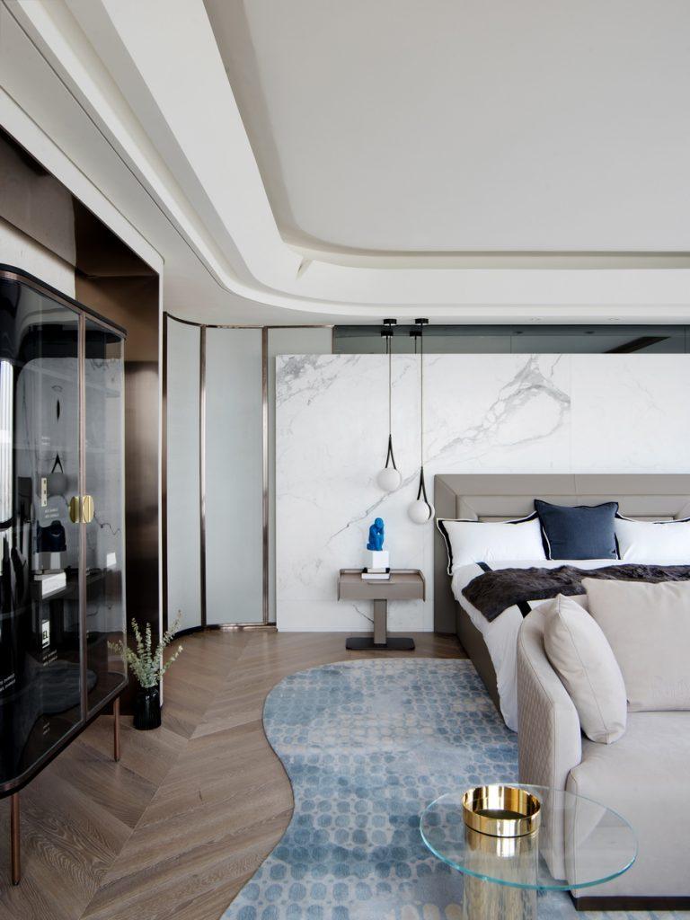 Apartamento Dúplex del Yanlord Marina Center 14