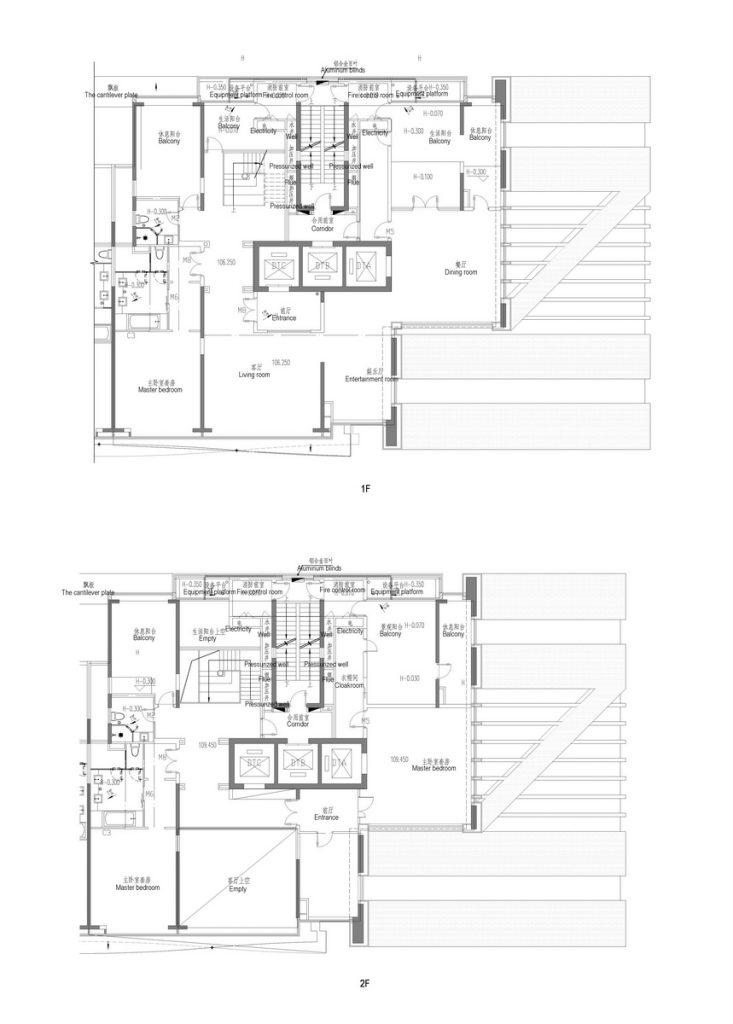 Apartamento Dúplex del Yanlord Marina Center 19