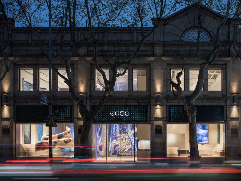 Tienda insignia de ECCO Global-HONG Designworks 1