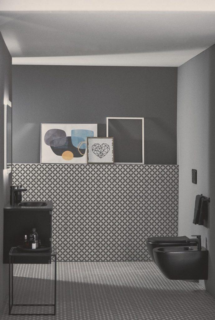 Atrévete a ser diferente con el nuevo acabado negro seda de Ideal Standard 2