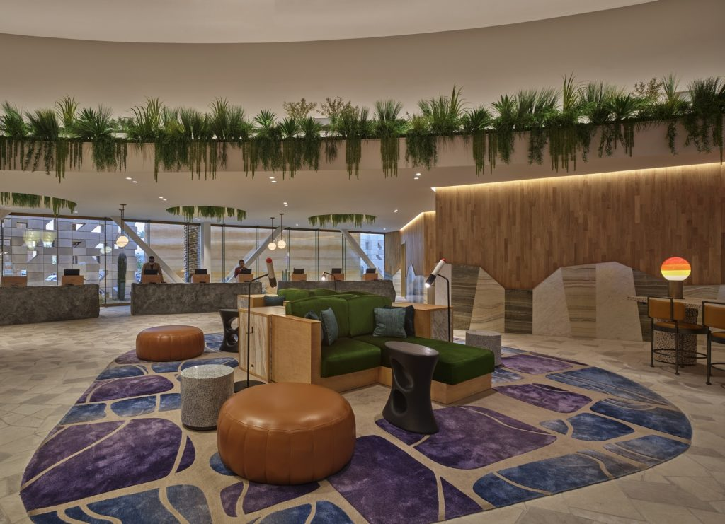 ROCKWELL GROUP REVELA EL DISEÑO DE VIRGIN HOTEL, LAS VEGAS 7