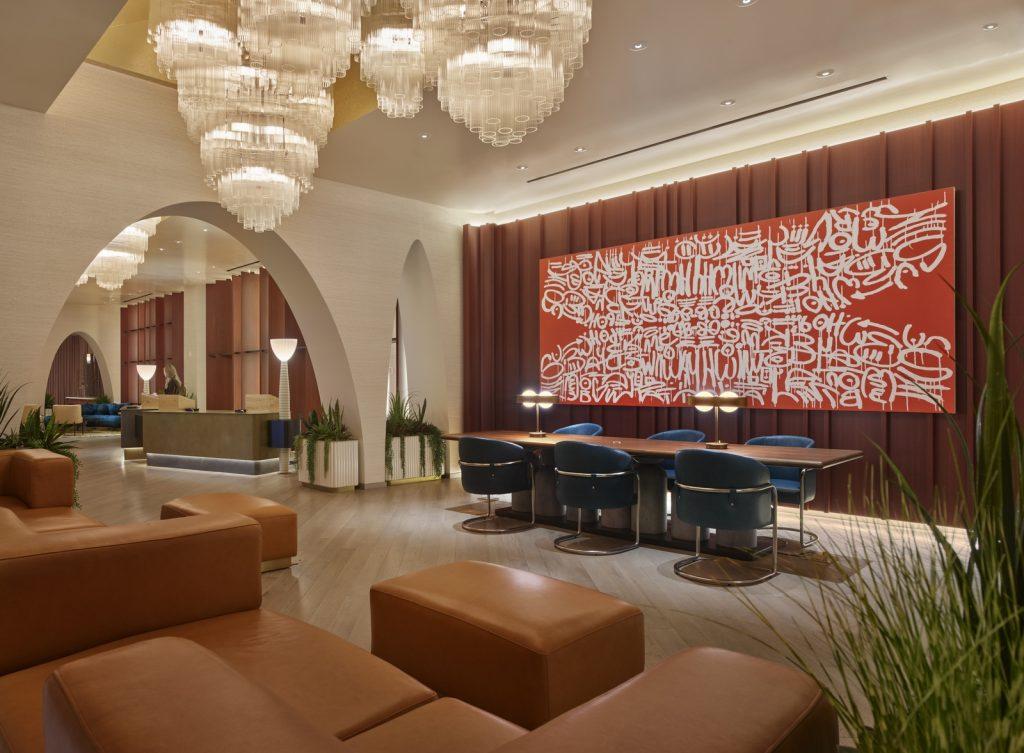 ROCKWELL GROUP REVELA EL DISEÑO DE VIRGIN HOTEL, LAS VEGAS 8