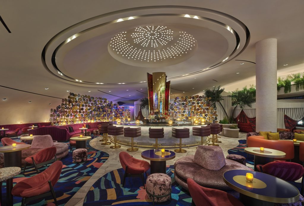 ROCKWELL GROUP REVELA EL DISEÑO DE VIRGIN HOTEL, LAS VEGAS 11