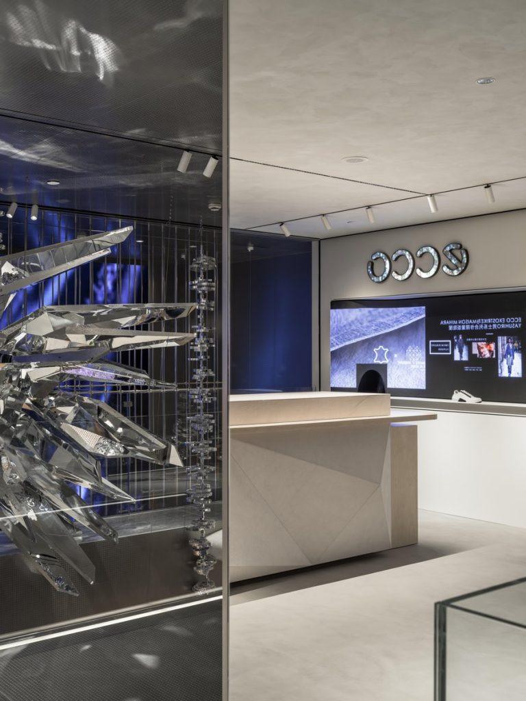 Tienda insignia de ECCO Global-HONG Designworks 6