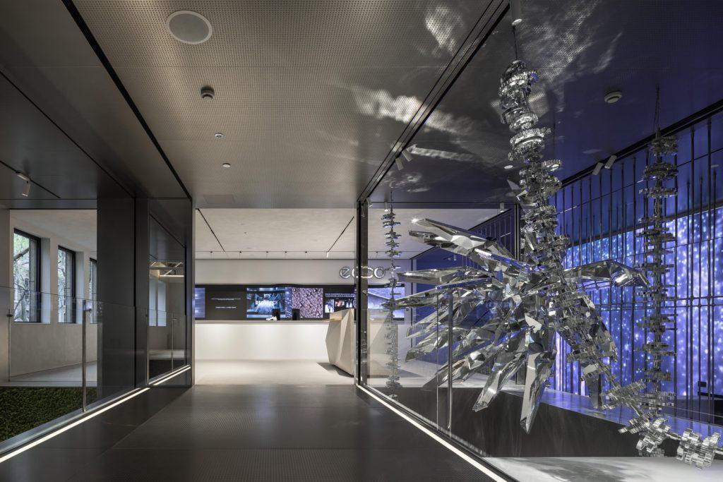 Tienda insignia de ECCO Global-HONG Designworks 7