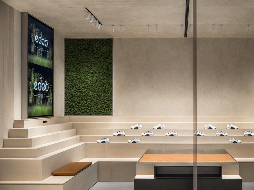Tienda insignia de ECCO Global-HONG Designworks 8