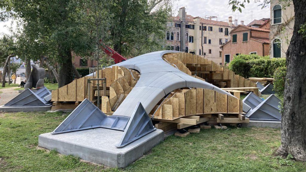 Striatus: primer puente de hormigón impreso y no reforzado en 3D 11