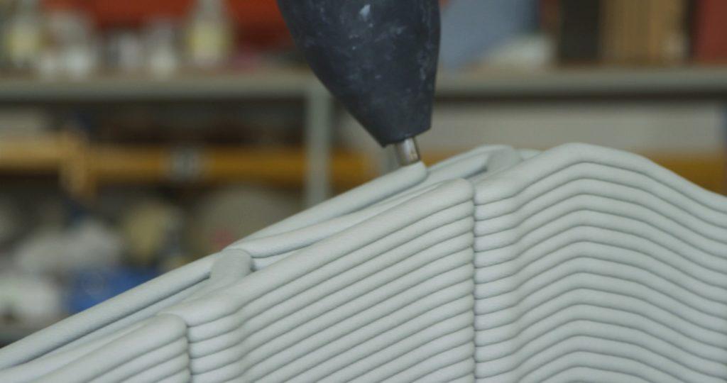 Striatus: primer puente de hormigón impreso y no reforzado en 3D 17