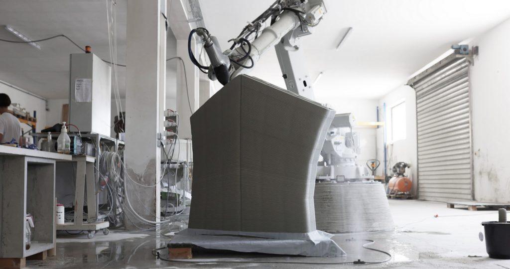 Striatus: primer puente de hormigón impreso y no reforzado en 3D 21