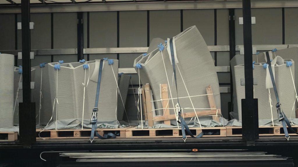 Striatus: primer puente de hormigón impreso y no reforzado en 3D 14