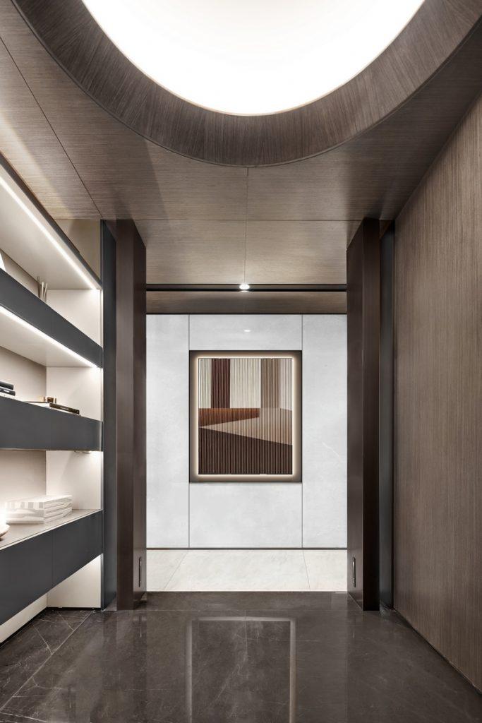 Elegante mansión Show Flat 175 de EVD Design 3