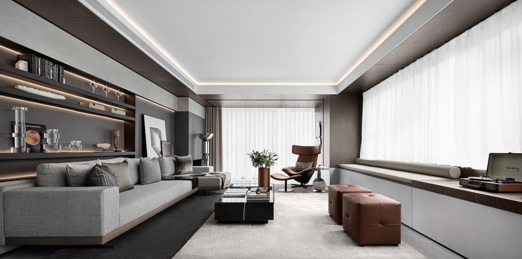 Elegante mansión Show Flat 175 de EVD Design 6
