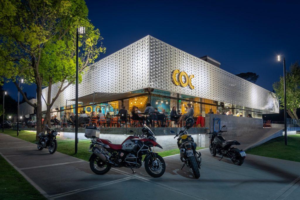 """Arquitectos cordobeses nominados al premio al mejor restaurante de América en la competencia líder mundial """"Restaurant & Bar Design Awards"""" 18"""