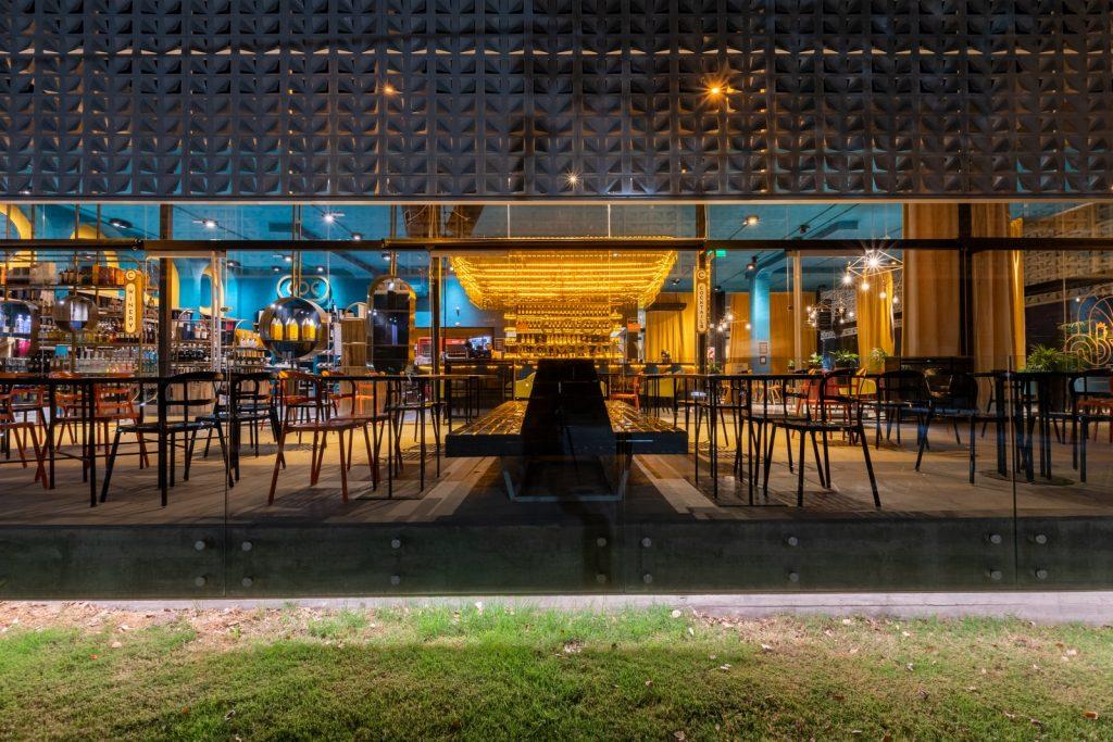 """Arquitectos cordobeses nominados al premio al mejor restaurante de América en la competencia líder mundial """"Restaurant & Bar Design Awards"""" 15"""