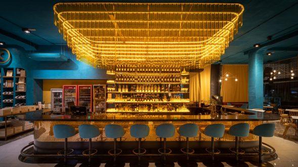 """Arquitectos cordobeses nominados al premio al mejor restaurante de América en la competencia líder mundial """"Restaurant & Bar Design Awards"""" 13"""