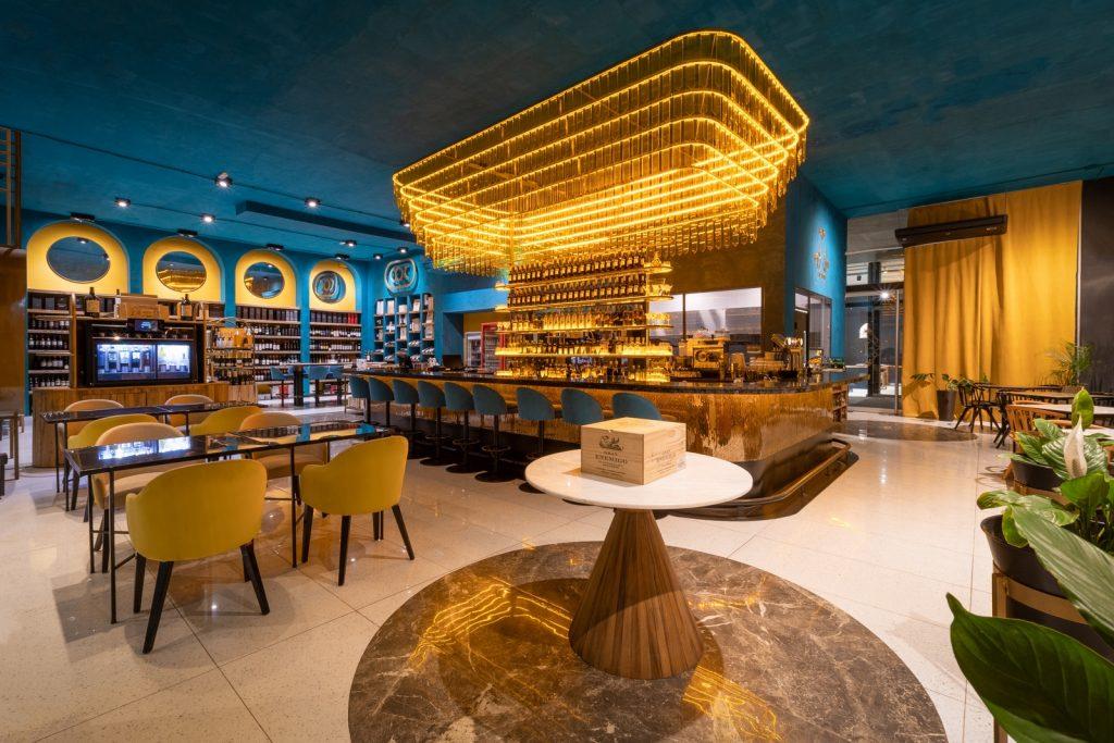 """Arquitectos cordobeses nominados al premio al mejor restaurante de América en la competencia líder mundial """"Restaurant & Bar Design Awards"""" 3"""