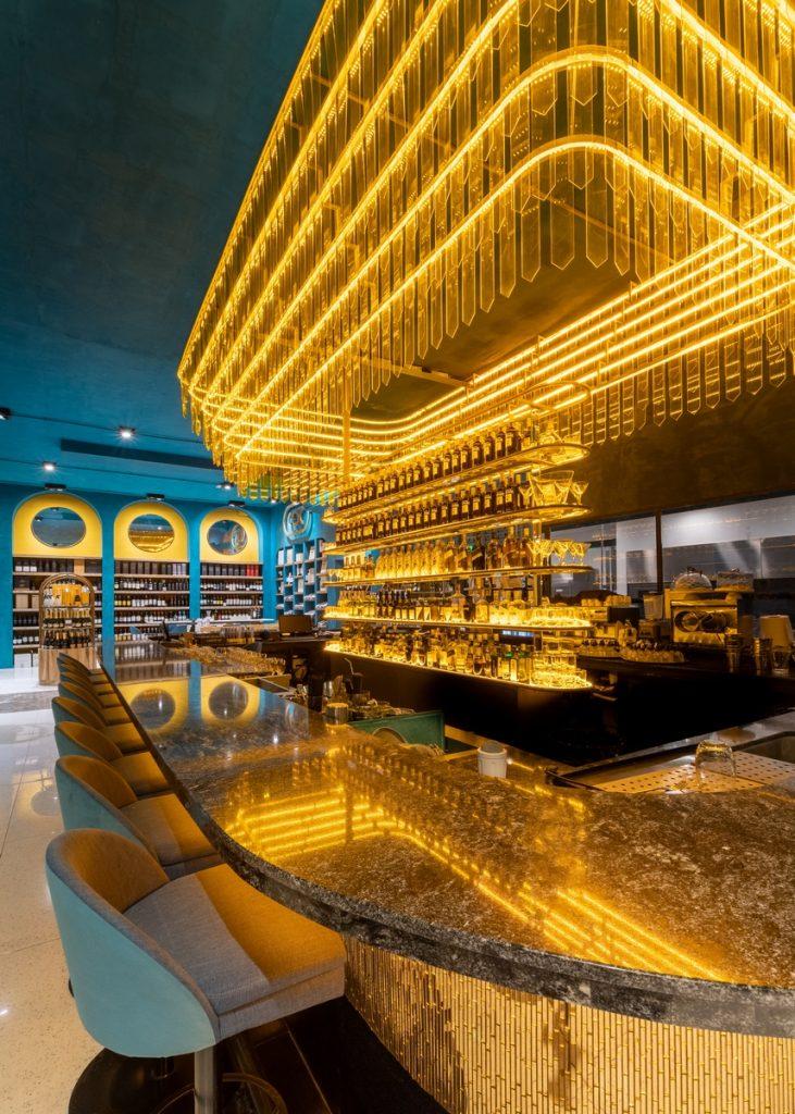 """Arquitectos cordobeses nominados al premio al mejor restaurante de América en la competencia líder mundial """"Restaurant & Bar Design Awards"""" 4"""