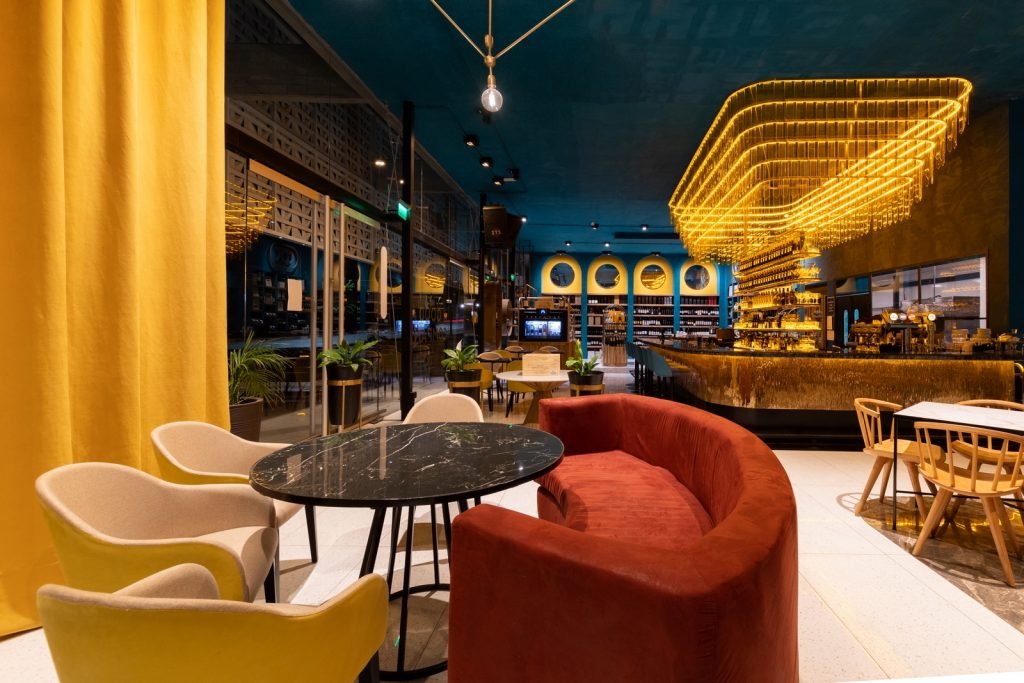 """Arquitectos cordobeses nominados al premio al mejor restaurante de América en la competencia líder mundial """"Restaurant & Bar Design Awards"""" 12"""