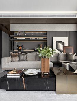 Elegante mansión Show Flat 175 de EVD Design 31