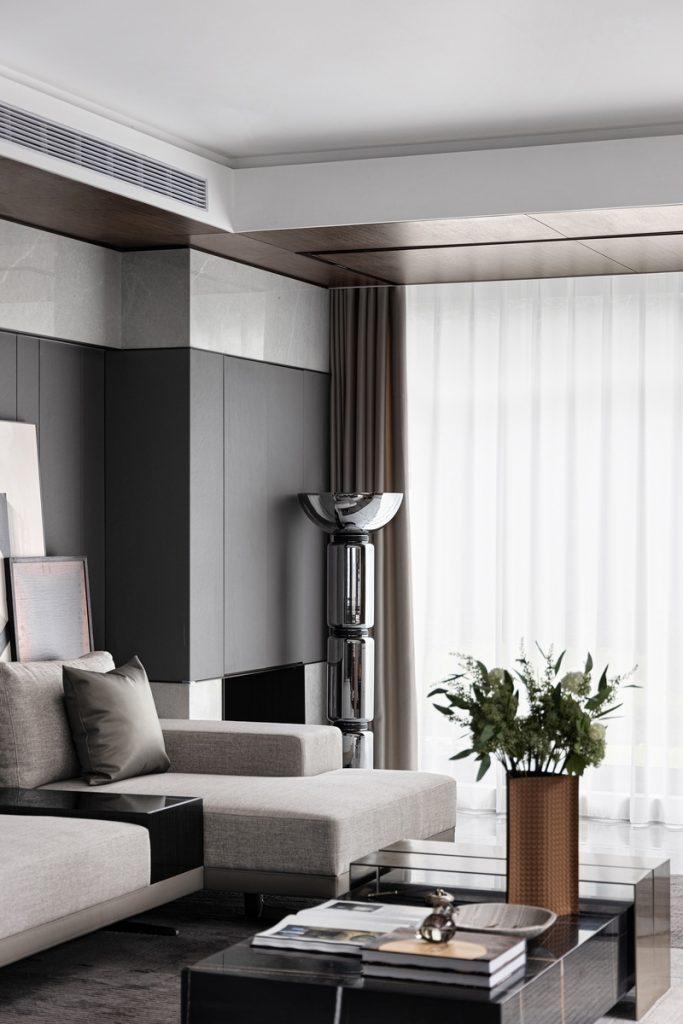 Elegante mansión Show Flat 175 de EVD Design 7