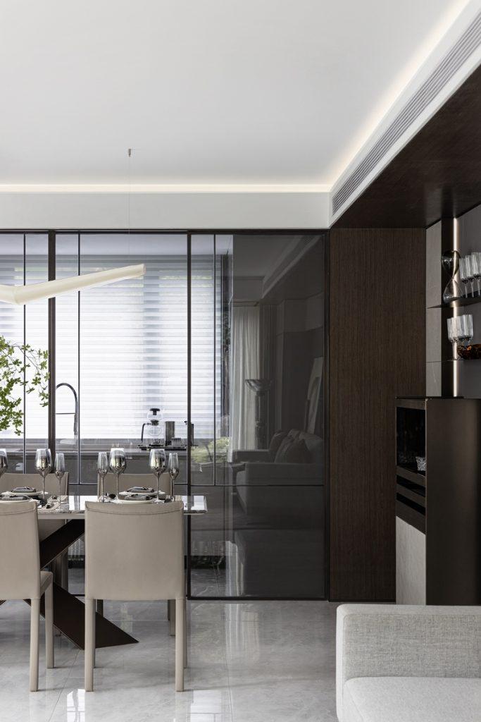 Elegante mansión Show Flat 175 de EVD Design 12