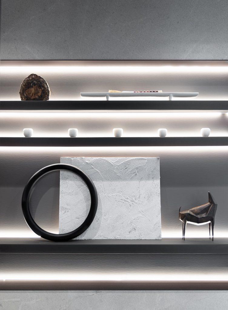 Elegante mansión Show Flat 175 de EVD Design 20