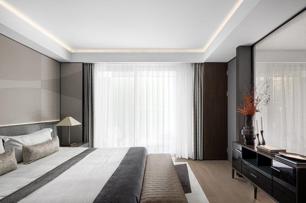 Elegante mansión Show Flat 175 de EVD Design 18