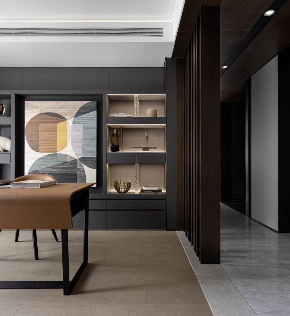 Elegante mansión Show Flat 175 de EVD Design 22