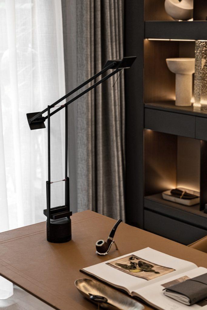 Elegante mansión Show Flat 175 de EVD Design 23