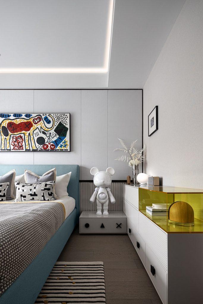 Elegante mansión Show Flat 175 de EVD Design 27