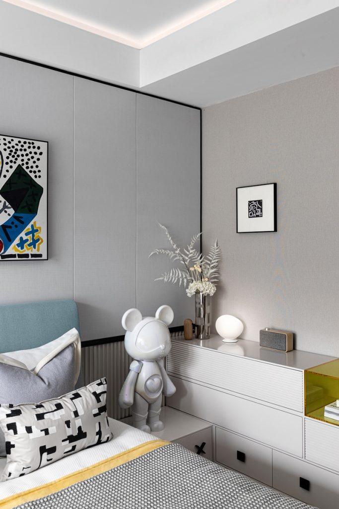 Elegante mansión Show Flat 175 de EVD Design 26