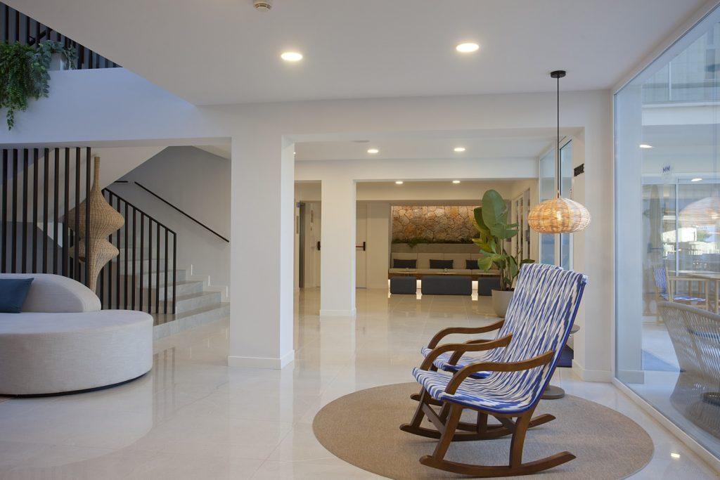 Frescura mediterránea y 'lifestyle casual' en el hotel MIM Mallorca, proyectado por Arquitectura GMM 11