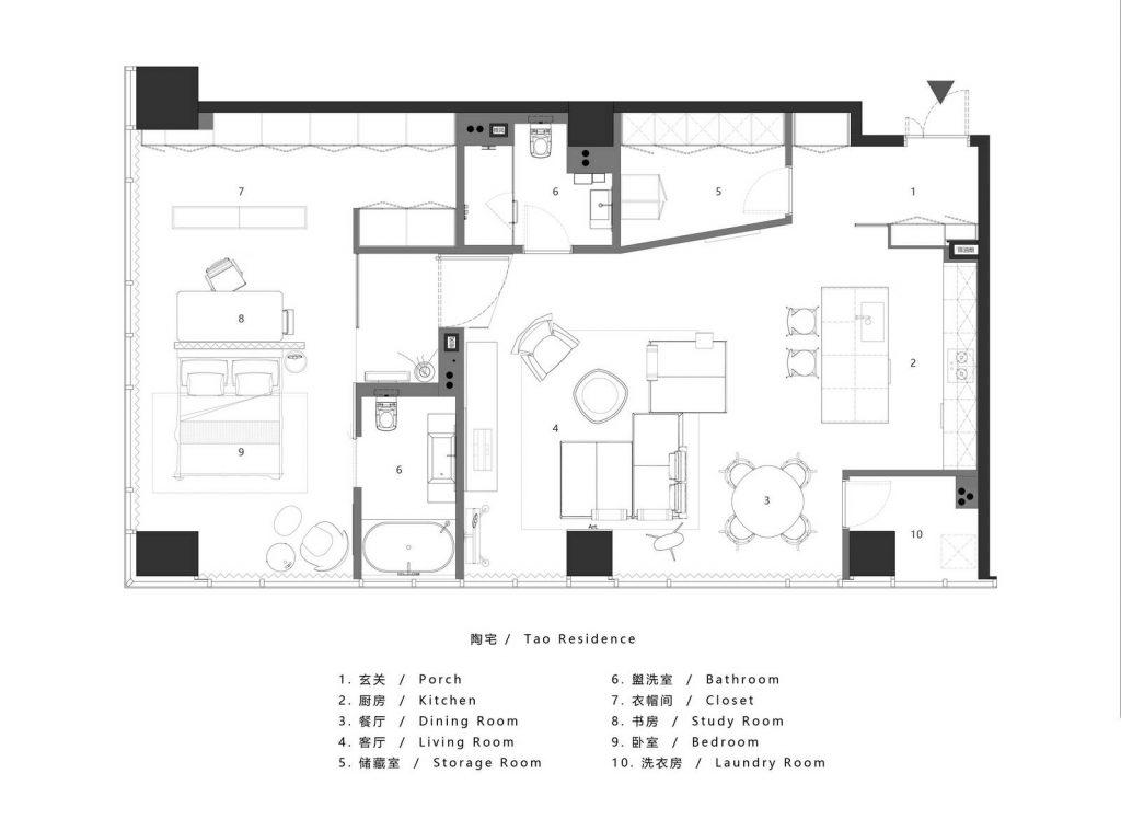 Residencia TAO 15