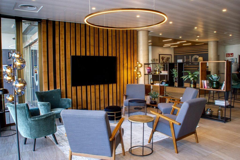 118 STUDIO DISEÑA LA NUEVA IMAGEN DEL HOTEL HC EN MOLLET DEL VALLÉS 5